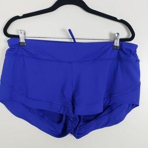Athleta lined, drawstring shorts E55